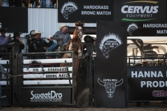 Hardgrass Bronc Match 2018
